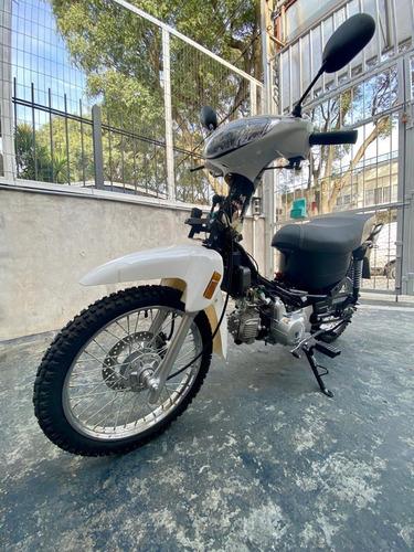 pollerita 110cc nash   sin plasticos   100% financiada!