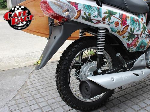 pollerita nash 110cc | freno de disco | entrega inmediata!