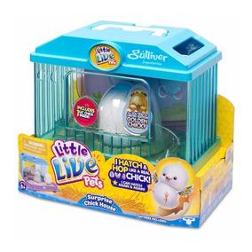 Sorpresa Sale Del Pets Y Huevo Canta Pollito Live Little lKTJ3cF1
