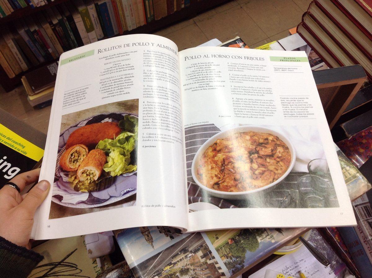 Pollo cocina r pida y f cil recetas variadas - Cocina rapida y facil ...