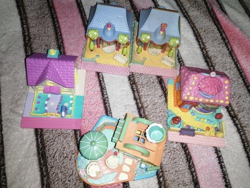 polly pocket bluebird mini vintage