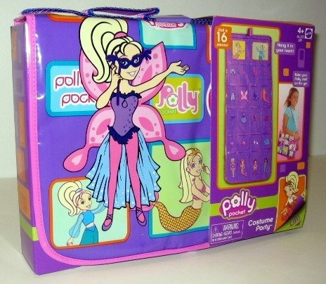 polly pocket! custome party bag