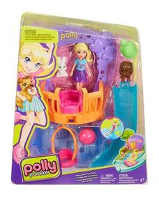 Polly Pocket Fiesta En El Parque De Mascotas Capital Federal