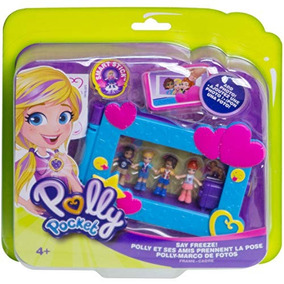 Mini And Frame Freeze Pack Polly Pocket Figure 34A5RjL