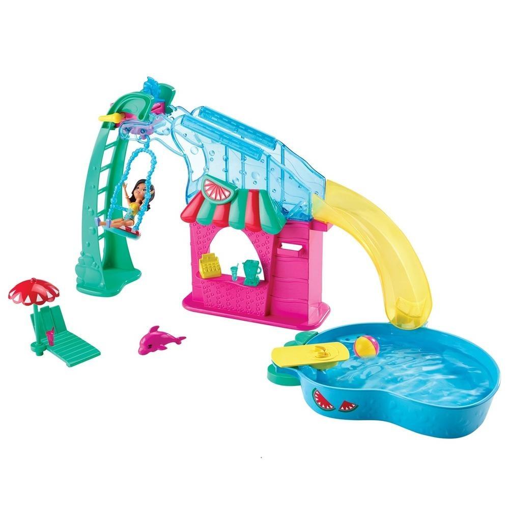 Polly pocket parque acuatico de frutas en for Piscine polly pocket