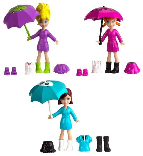 polly pocket playset rainy day