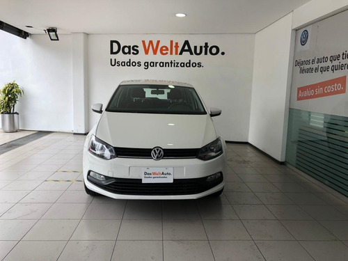 polo 1.6 design & sound tiptronic blanco 2019 ae 6680