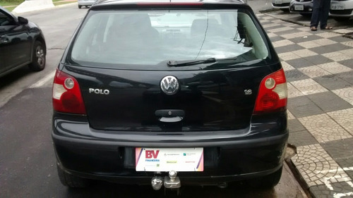 polo 2006 1.6 flex completo c/ ar digital