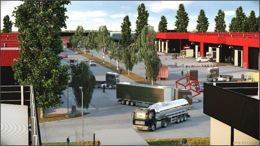 polo 52 - terrenos industriales - córdoba city