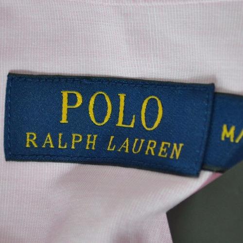 Polo By Ralph Lauren Camisa Rosa Lisa M Msrp  935 -   635.00 en ... 000ab44045b