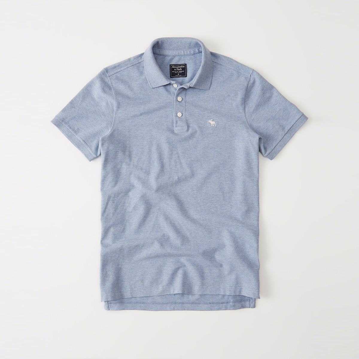 dc3f30aa86 Polo Camisero Abercrombie And Fitch Original En Oferta - S  120