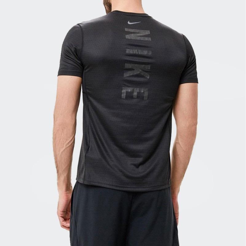 primera vista zapatos elegantes estilos frescos Polo Camiseta Nike Running Miler Tech Cod 928307 010