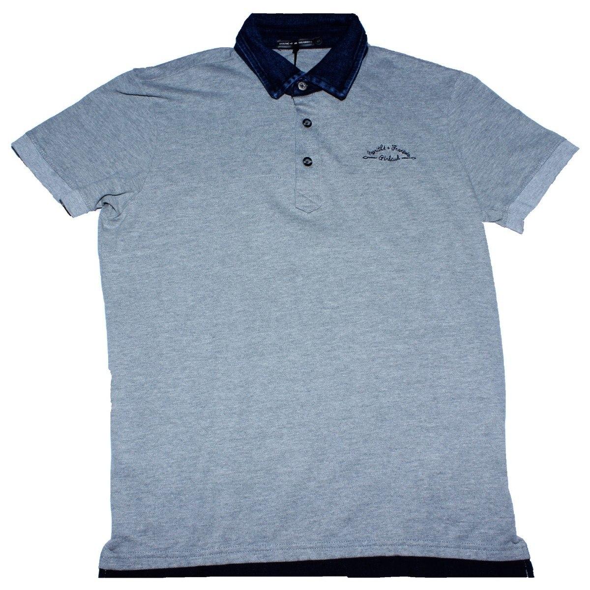 9ced7df895 Polo Camiseta Para Hombre De Marithe + Francois Girbaud - U S 34