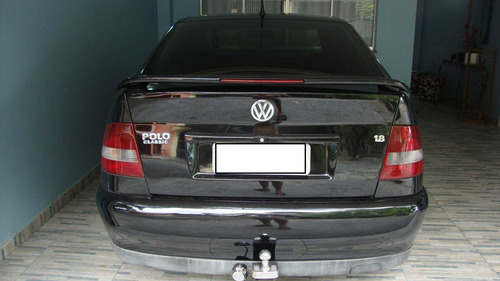 polo classic 1.8 ano 2001 modelo 2002