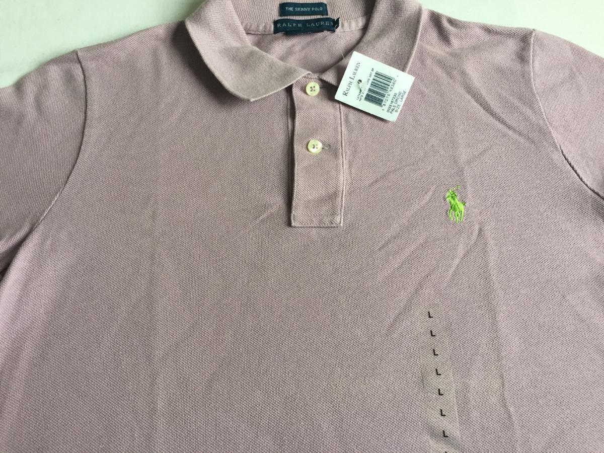 ea3986d6c9 Polo Da Ralph Lauren - Tam L - Fem - Promoção! - R$ 35,00 em Mercado ...