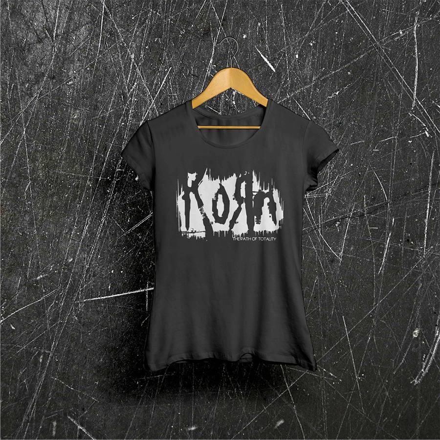 e787e58eaf Polo Dama Korn The Path Of Totality Sd_00018 - S/ 33,00 en Mercado Libre