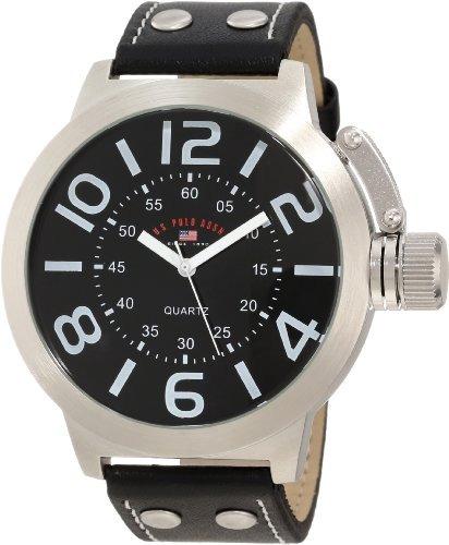 polo de ee.uu. assn. classic men's us5207 reloj de pulsera d