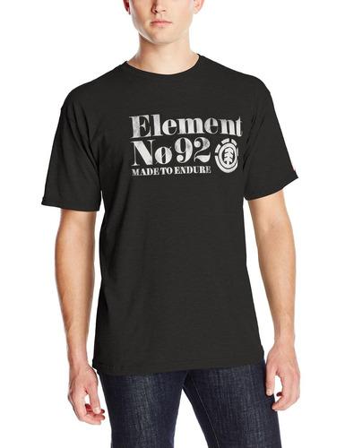 polo element original talla m #0052