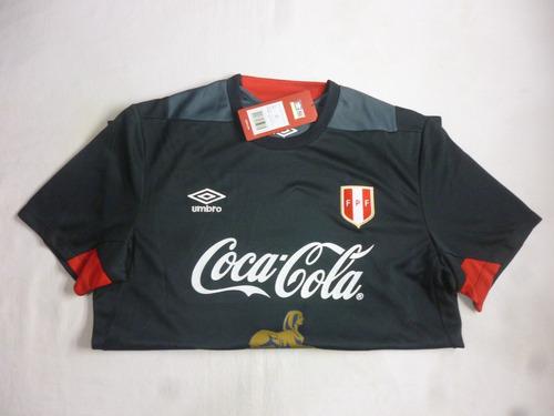 polo entrenamiento umbro selección peruana original - oferta