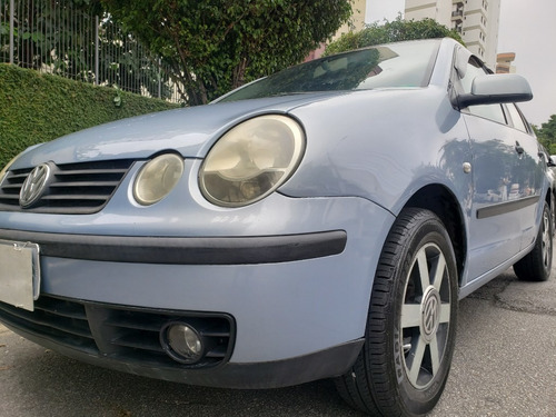 polo hatch 1.6 2003 completo