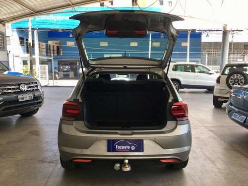 polo  highline 200 tsi 1.0 flex 12v aut.