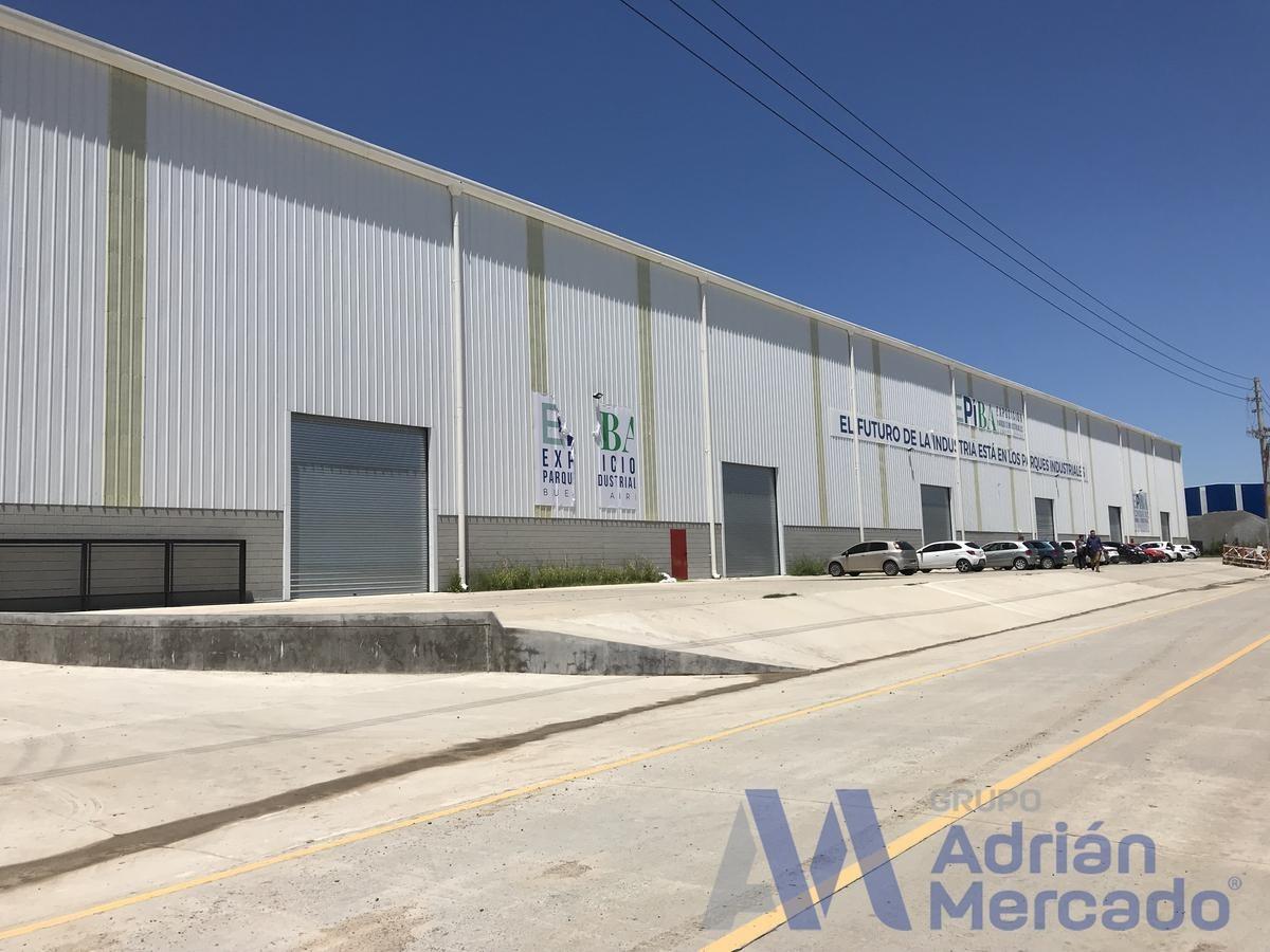 polo industrial ezeiza - 11.300 m2 alq/vta