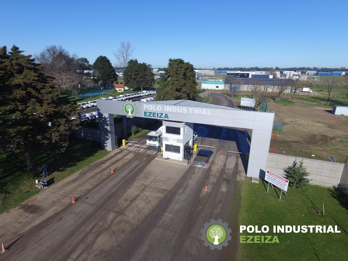polo industrial ezeiza 3.200 m2 cub
