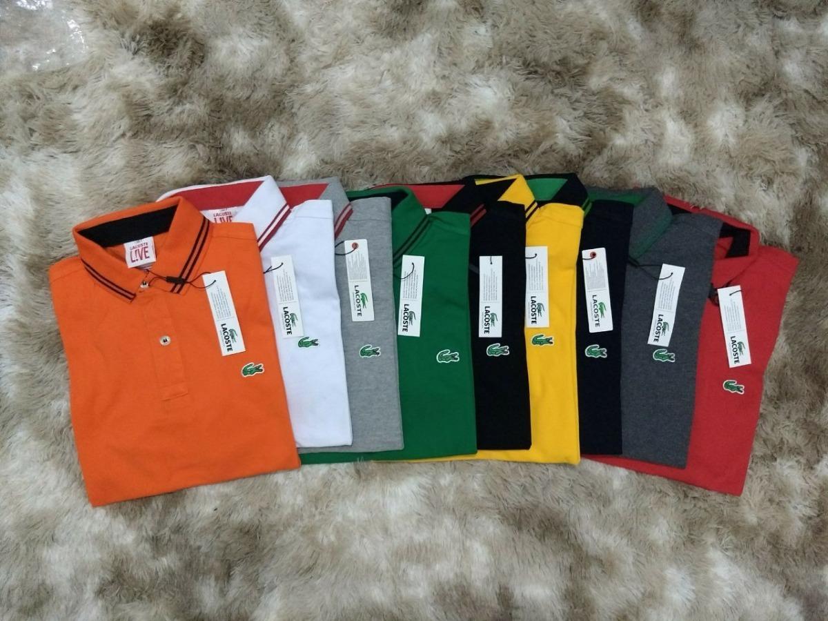 Polo Lacoste Original Importada Do Peru Tradicional - R  79,00 em ... fb4f9183b0