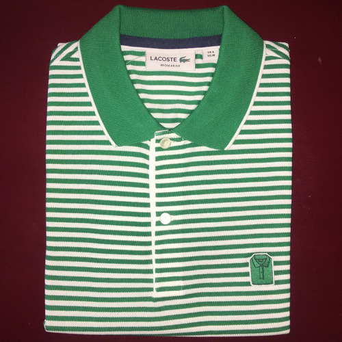 polo lacoste playera