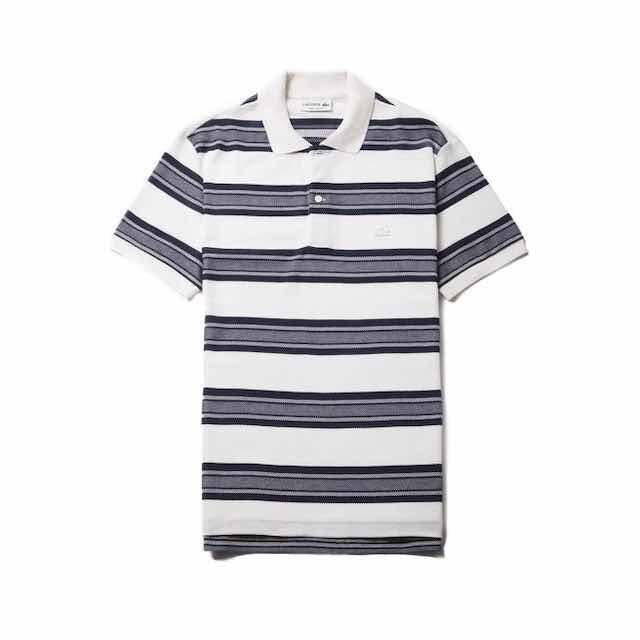 Fit Regular Marino Bi Color Polo Blancoazul Lacoste iPTOkwXZu