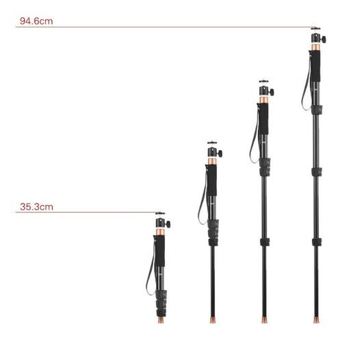 polo max. carga 5kg para canon nikon sony cámara y micrófo