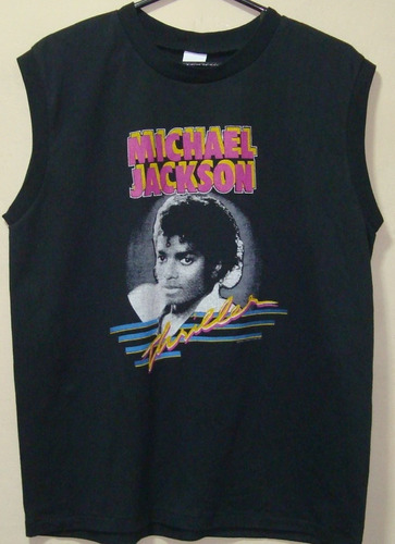 polo michael jackson m vintage original importado oficial