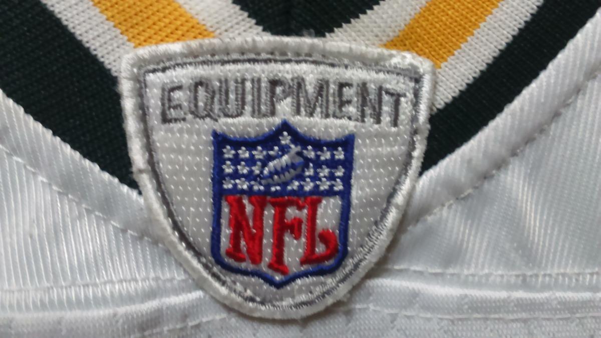 689cbf369fd4d polo original reebok de futbol americano nfl nba nhl packers. Cargando zoom.