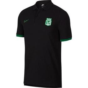 Polo Para Hombre Nike Atlético Nacional Nsw Polo Pq Cre