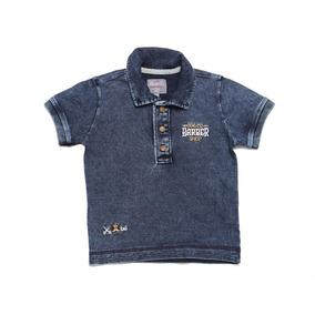 869a4057287 Camiseta Polo Fit Michigan Banana Danger Bebê Mix - Camisetas e ...