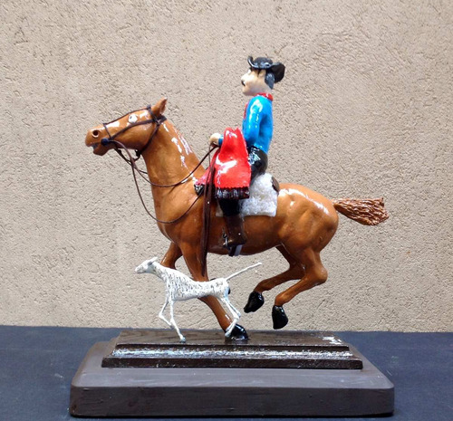polo pop by nando caballo decoracion lampara regalo empresa