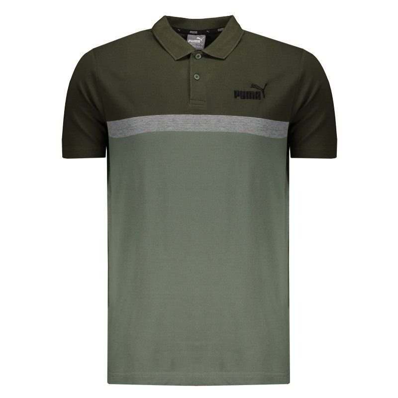 d566b3554c Polo Puma Essentials Stripe - R  144