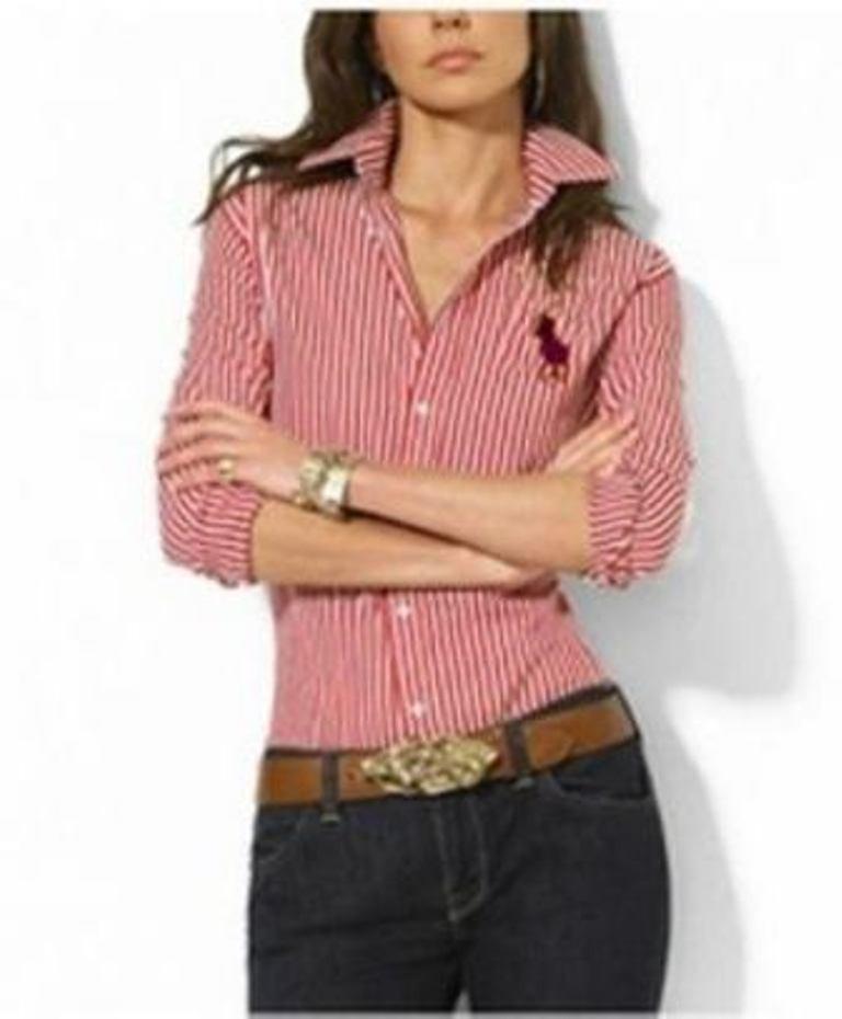 polo lauren mujer zoom camisa ralph Cargando orginal wrqwg8 531bb11f0dc