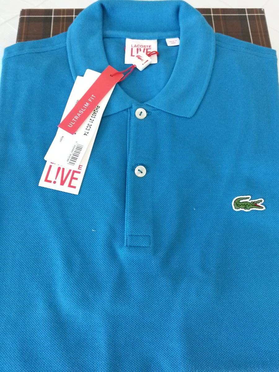 Polo Ralph Lauren E Lacoste - R  140,00 em Mercado Livre f2d06d23f6