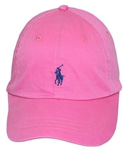 7967607b0a808 Polo Ralph Lauren Gorra De Béisbol Pink -   179.650 en Mercado Libre