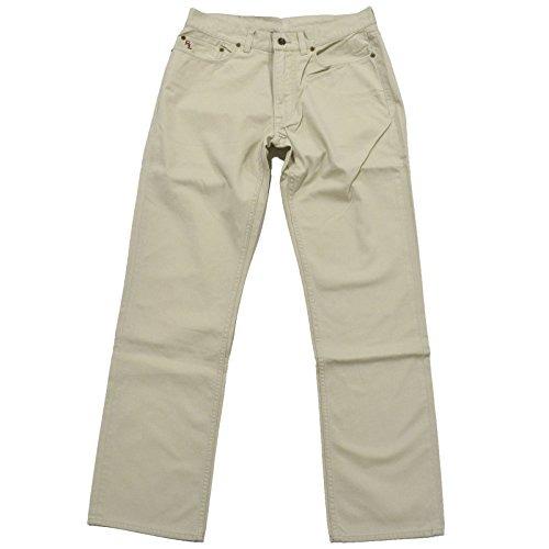 a3d0f6780 Polo Ralph Lauren Pantalones Rectos Para Hombres (32x34 ...