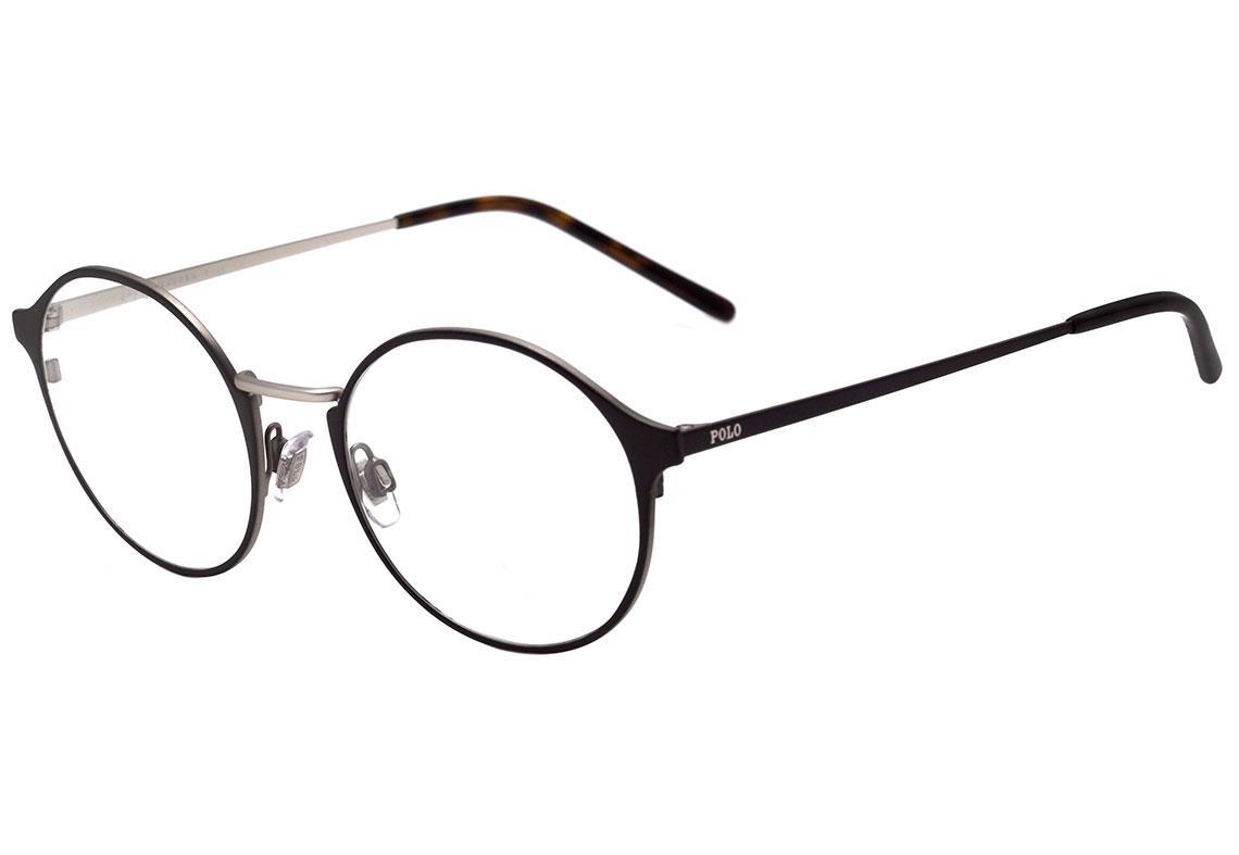 De 1182 Preto Ralph Ph Lauren Grau Polo Fosco Óculos 9333 X8wPknN0O