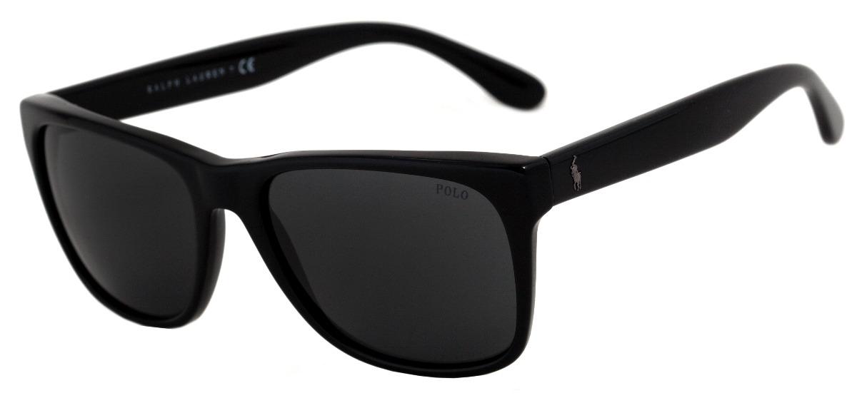 0199124645c99 polo ralph lauren ph 4106 - óculos de sol 5001 87 preto. Carregando zoom.