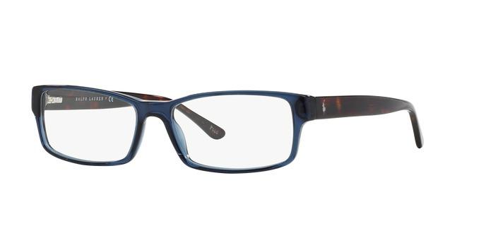 Polo Ralph Lauren Ph2065 5276 Azul Transparente Lente Tam 58 - R ... f3d108cacd