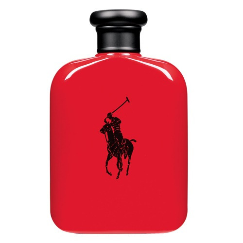 polo red eau de toilette ralph lauren - 30ml