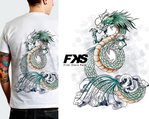 polo saint seiya (modelo dragon shiryu)