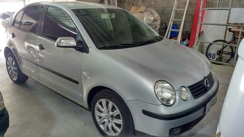 polo sedan 2004 completo