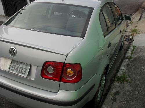 polo sedan volks