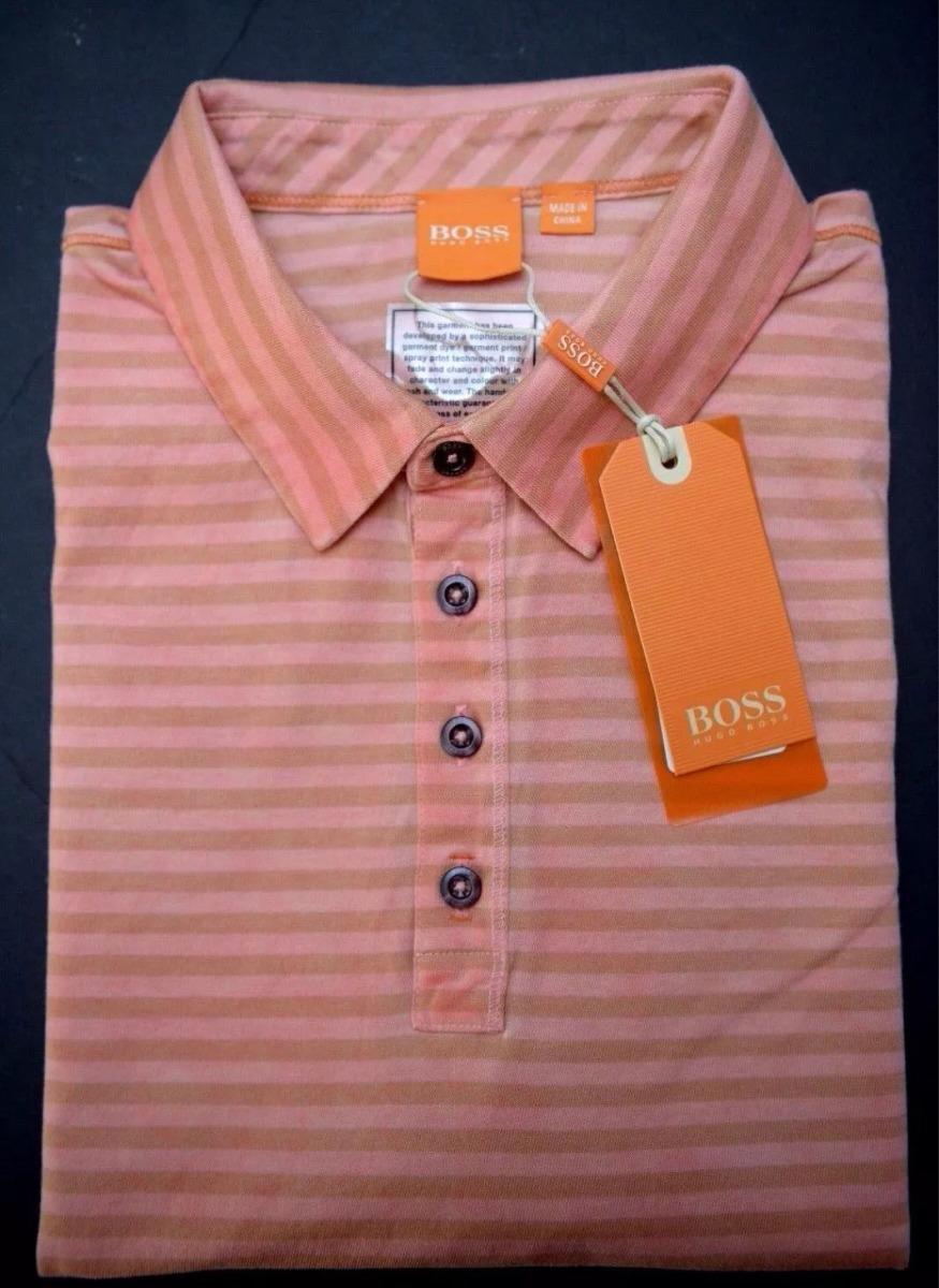 9b4384de8 Boss Orange Pejo 1 Polo Shirt - DREAMWORKS