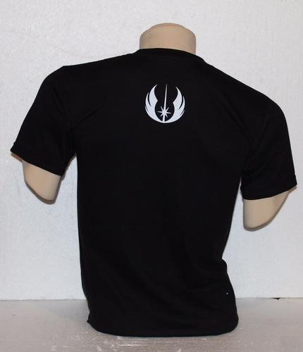 polo star wars - modelo the first order c/negro talla l